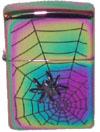 Zippo fluoreszierende Spinne
