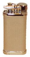 Corona Pfeifen Feuerzeug Old Boy Chrom satiniert
