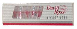 David Ross Zigaretten Spitzen 10 St.