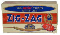 Zig Zag Mini Hülsen 100 St.