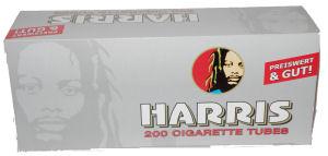 Harris Hülsen 200 Stück